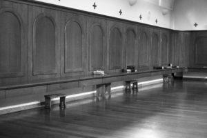 stanza del coro al Monastero S.ta Margherita Redi
