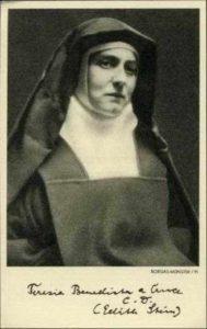 Santa Teresa Benedetta della Croce (Edith Stein)